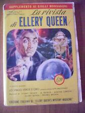 La Rivista di ELLERY QUEEN # 2 (1956) Agatha Christie, Fredric Brown