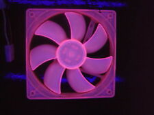 COMPUTER CASE FAN UV RED PINK