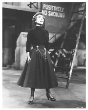 TORCH SONG still JOAN CRAWFORD on stage - (a983)