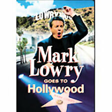 Mark Lowry - Mark Lowry Goes To Hollywood (DVD, 2005) SEALED