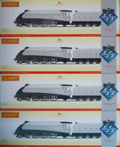 HORNBY R3337 SILVER JUBILEE A4 COLLECTION 80TH ANNIVERSARY LIMITED EDITION PACK
