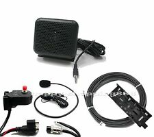 G88+GSP610+MIC100,Separation Kit+External Speaker+handfree fr Yaesu ft8800/8900