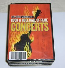 The Rock And Roll Hall Of Fame DVD Set - new/sealed