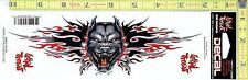 Pitbull Attack Decal Sticker for Car/Auto/Truck Side/Rear Window, Bumper 406