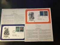 1992 US First Day Cover, 29 Cent Minerals Set September 17 PCS