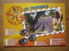 carte postale Postcard EN PROVENCE NATURISME FKK AKT nu artistique