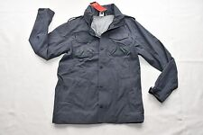 New Under Armour Performance 1256299 Gray Hooded Military Shirt Jacket Sz S $150