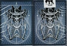 Mors Vincit Omnia Playing Cards Poker Size Deck USPCC Custom Limited Edition New