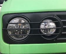 VW T25-T3 CAMPER VAN SOUTH AFRICAN SPEC  HEADLIGHT  LIGHT GUARDS 1979 TO 1991