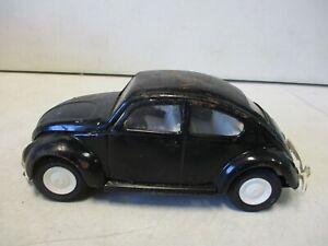 Vintage Tonka Volkswagen Beetle Black