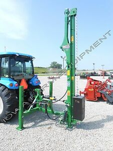 POST DRIVER,POUNDER: WRAG T660,Self-Contained,QH Compat,HydTilt,110,000lb Impact