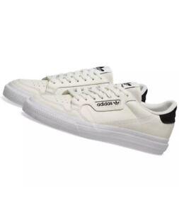 Adidas Continental Vulc UK 9 Eur 43 Cream CW EG4589 Sneakers 80 Off White New