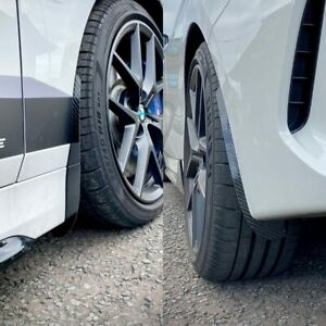 BMW F40 M135 FRONT & REAR CARBON ARCH GUARDS/MUD FLAPS