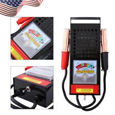 6-12V Car Van Battery Load Drop Charging System Tester Analyzer Checker Tool