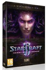 Starcraft 2:Heart of the Swarm PC - totalmente in italiano