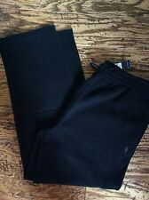 NEW RALPH LAUREN SWEATPANTS/SWEATS PANTS FR RIB FLEECE BLUE $125 LARGE