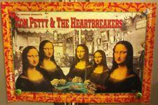 Tom PeTty & the HeartbreakerS Taj MahaL Bgp110 BiLl Graham PreSents PoSter
