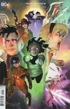 Young Justice Nr. 15 (2020), Variant Cover Caldwell, Neuware, new