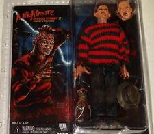 NECA Nightmare Elm Street pt 2 FREDDY KRUEGER retro cloth REVENGE action figure