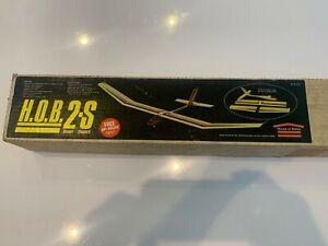 house Of balsa 2S Glider /Sailplane  kit--Plans Missing