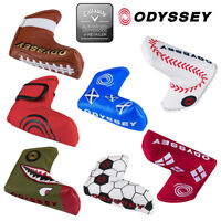 Odyssey Blade Putter Headcovers - 7 types of Funky Head Covers - New