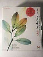 Adobe Creative Suite 2 Premium (Retail) (1 User/s) - Upgrade for Mac 18040332