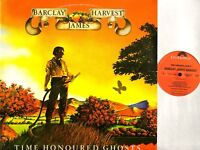 BARCLAY JAMES HARVEST time honoured ghosts (uk 1983 reissue) LP EX+/VG SPELP 12
