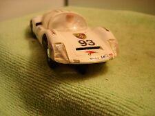 Strombecker Porsche Le Mans slot car 1/32 offered by MTH