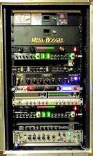 Mesa Boogie Sus-4 20 Space Rack Guitar Bass Studio Rack Suspended Rare Htf