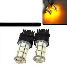 2pcs  3157 DC 12V 18SMD 5050 LED Car Reverse Back Up Brake Turn Tail Light Bulbs