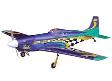 Voodoo Mustang - 46   57.5 in / 1460 mm  RC Plane ARF KIT  NIB
