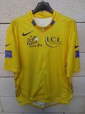 Maillot cycliste jaune TOUR de FRANCE 2006 Óscar Pereiro camiseta Nike shirt XXL