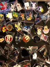 DISNEY TRADING PINS U pick size (5,10,20,50,etc) $1.32 each FREE SHIPPING Min 5