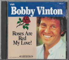 Bobby Vinton Roses Are Red My love! (CD, 1991) Brand New Sealed!