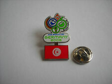 a1 TUNISIA world cup germany 2006 spilla calcio football pins tunisie