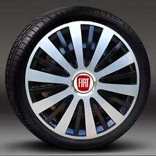"4x15"" (FULL SET) wheel trims, Hub Caps, Covers to fit Fiat Punto,Stilo"