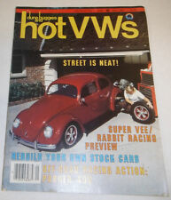 Dune Buggies And Hot VWs Magazine Super VEE May 1981 080514R1