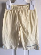 BNWOT Humphrey's Corner Sample Trousers. Unisex. Age 3-6 Months. Yellow