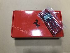 HAGENUK FERRARI EDITION F10 MOBILE CELL PHONE RED RARE EXCLUSIVE ITEM SIM FREE