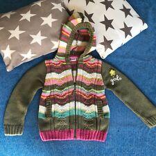 Oilily Strickjacke Kiko knit Cardigan Größe 116,122,128,140,152 NEU 79,90-89,90€