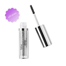 Kiko MILANO Glitter Top Coat Mascara Silver Makeup Paraben Authentic
