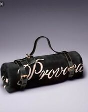 Rare Agent Provocateur Patent Leather Beach Towel Carrier Holder