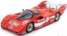 1:18 Norev Porsche 962 IMSA #5, Winner 12h Sebring 1986 Coca Cola