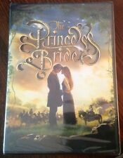 The Princess Bride Dvd-Cary Elwes and Robin Wright-New Sealed
