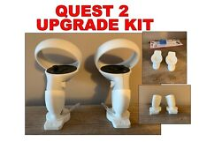 Quest 1 To Quest 2 VR Gun Stock / Stock Pro  cradle UPGRADE. UPGRADE ONLY