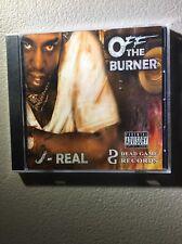 J-Real - Off the Burner [New CD]