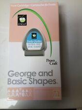 CRICUT Cartridge - George and Basic Shapes