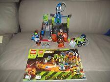 LEGO Power Miners  8191  Lavatraz  100% w/ instructions  Rare Hard to Find