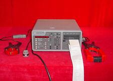 BMI/Dranetz 3030A 4 Channel Power Line Power Profiler Monitor