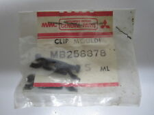 85-90 Dodge Plymouth Colt Exterior Molding Clips (2) NOS MB258878